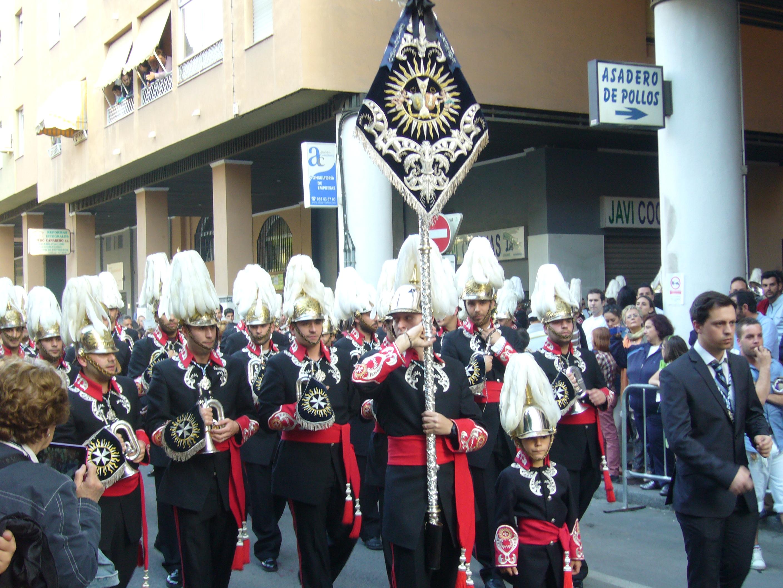 Hdad. Sacramental Jesús Despojado Granada