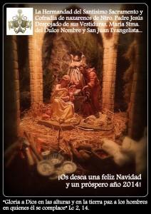 Felicitación Navidad 2013-2014